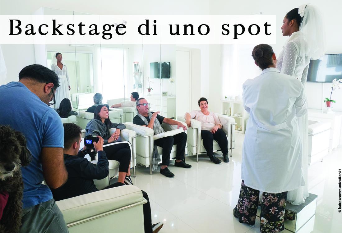 Backstage - Copertina